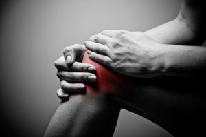 sugar knee pain